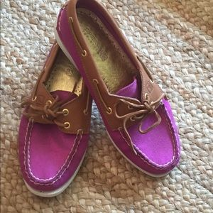 Sperry Sparkly Topsiders